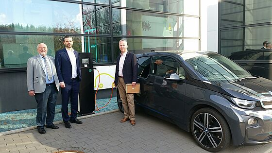 walther werke perceiving electromobility as a social duty and actively defining it